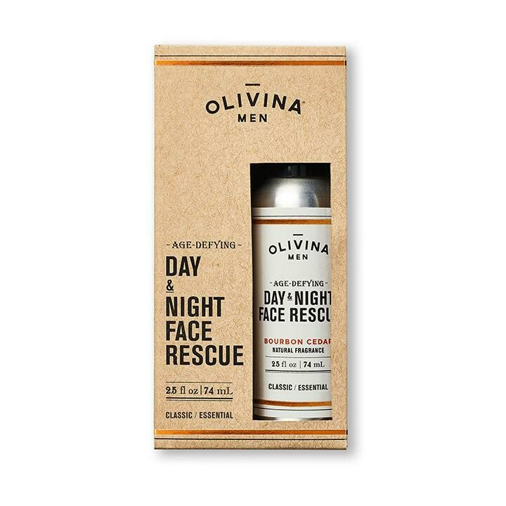 Olivina Day & Night Face Rescue