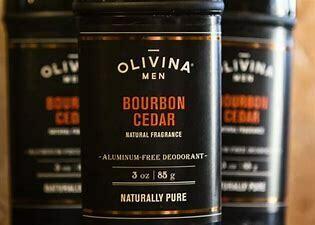 Olivina Men's Deod