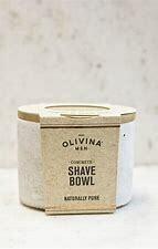 Olivina Shave Bowl