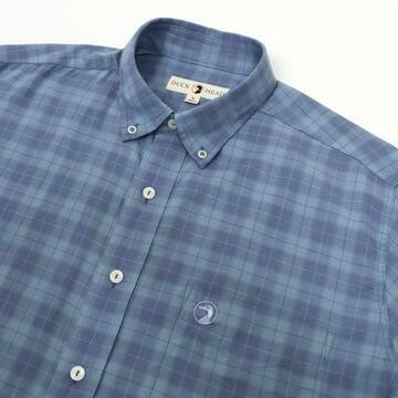 Marshfield Plaid Button-Down