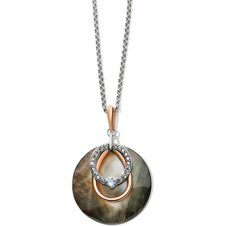 Neptune's Rings Shell Short Necklace