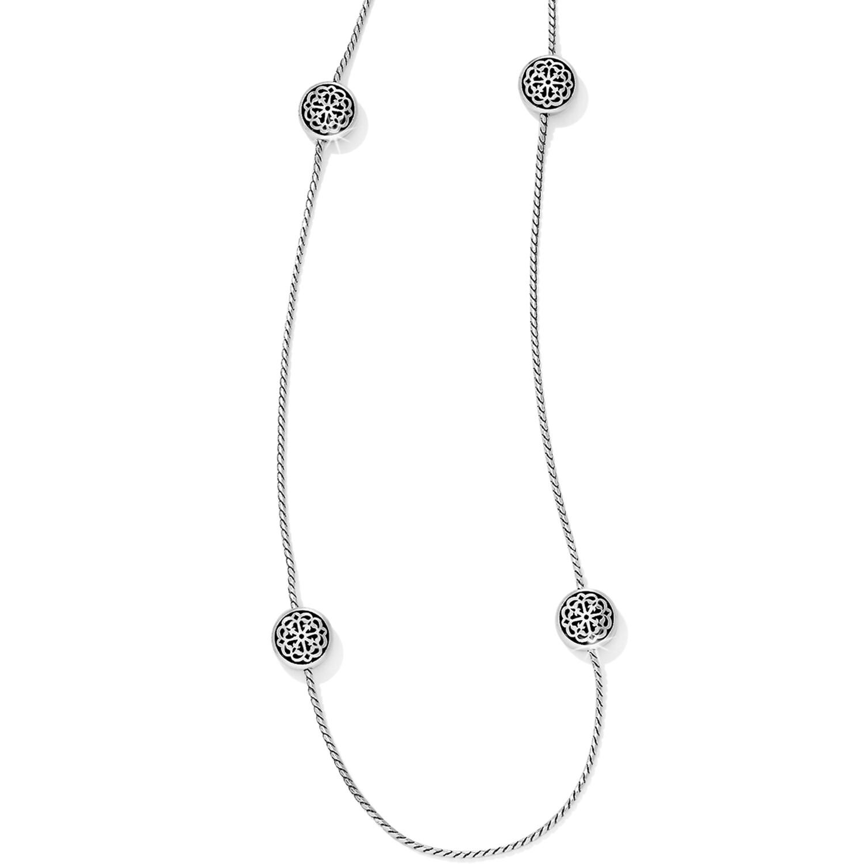 Ferrarra Petite Long Necklace