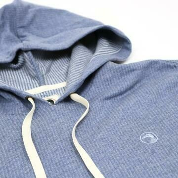 Mitchell Hooded Pullover