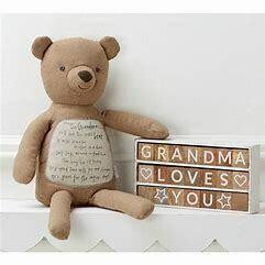 Mud Pie Grandma Bear