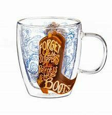 Cypress Refresh Insulated Glass Mug