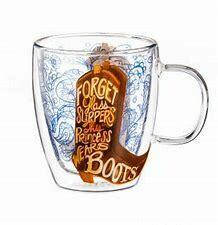 Cypress Refresh Insulated Glass Mug