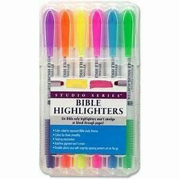PPP Bible Highlighters