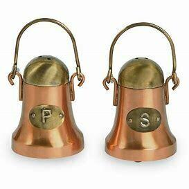 MP Copper Salt & Pep Set