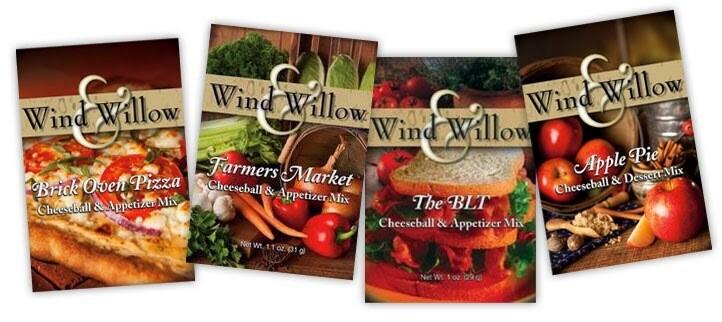 Wind & Willow  Cheeseball