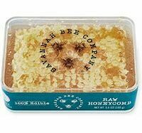Savannah Bee Company Raw Honeycomb Mini 5.6oz
