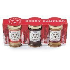 Savannah Bee Company Whipped Honey Gift Set