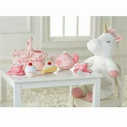 MP First Tea Party Plush Set
