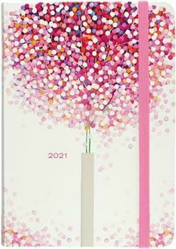 Peter Pauper Press 2021 16-month Planner Lollipop Tree
