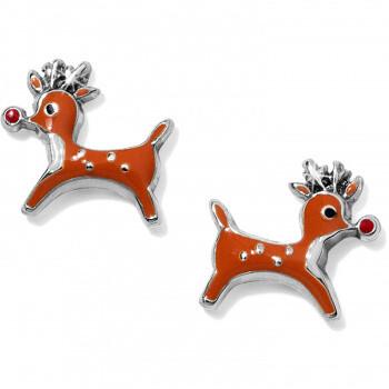 Brighton Santa's Reindeer Earrings