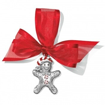 Brighton Gingerbread Candy Man Ornament