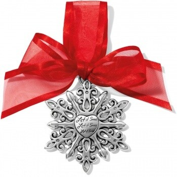 Brighton Snowflake Ornament