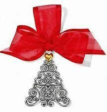Brighton Christmas Tree Ornament