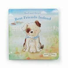 Bunnie By the Bay Best Friends Indeed Board Book