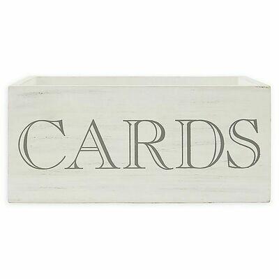 Mud Pie Card Box