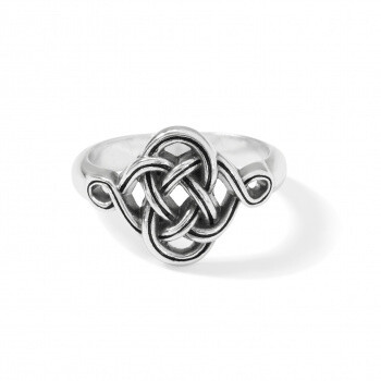 Interlok Knot Ring Size 10