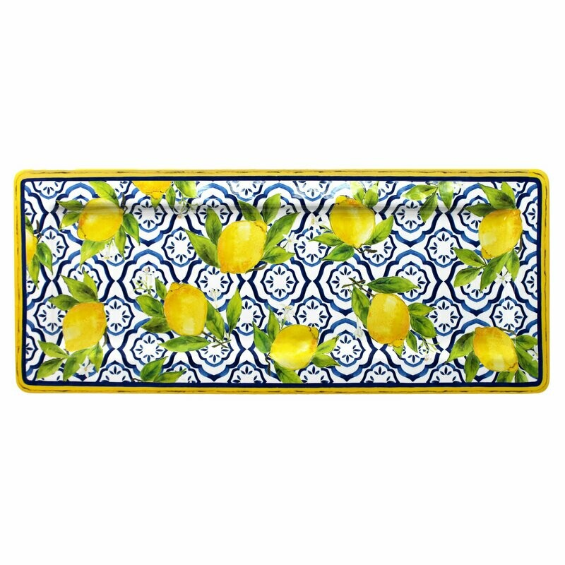 Le Cadeaux Palermo Rectangle Platter