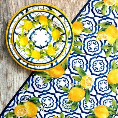 Le Cadeaux Palermo Tablecloth