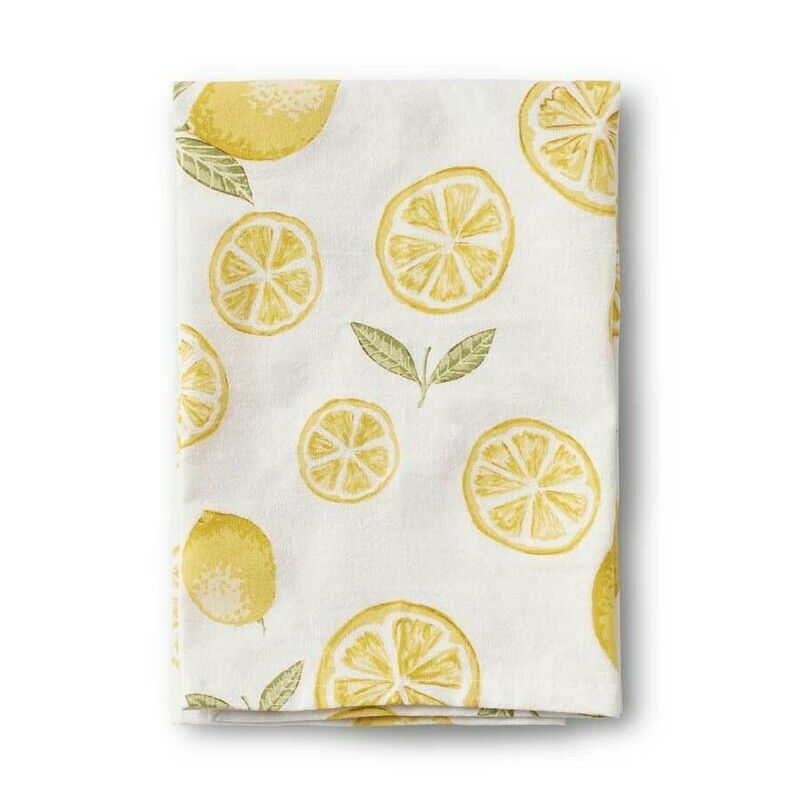 Cloth Lemon Napkin 18