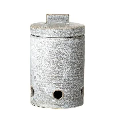 Stoneware Garlic Keeper