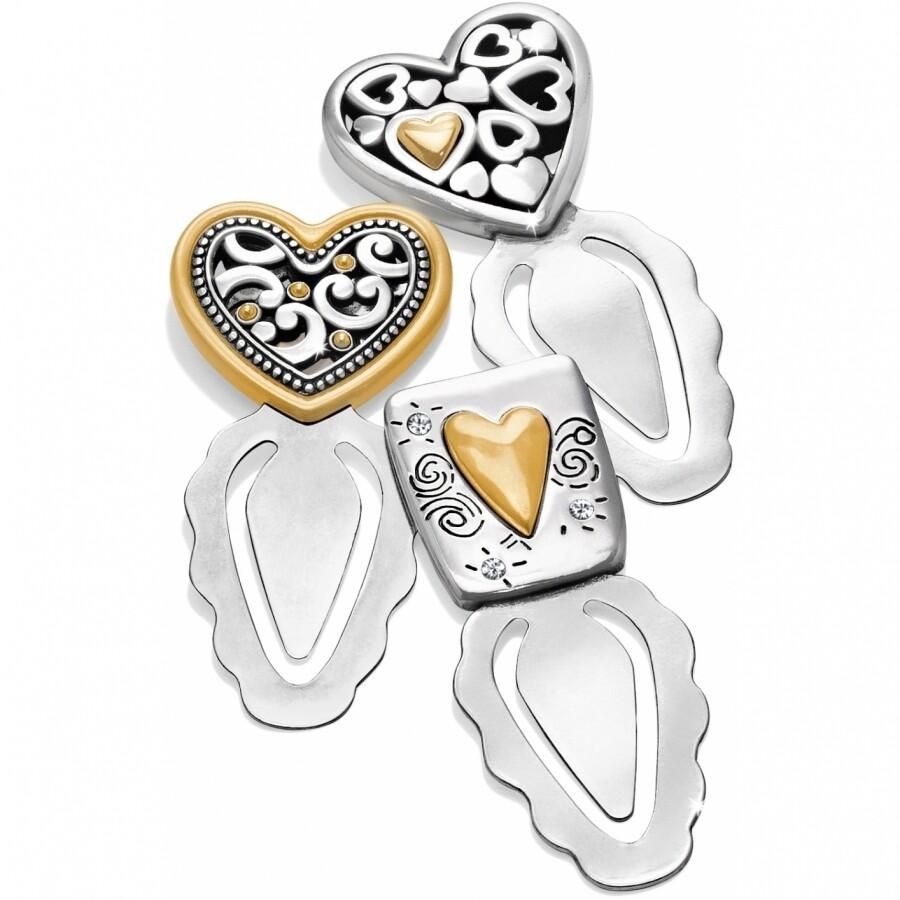 World of Hearts Bookmark Set