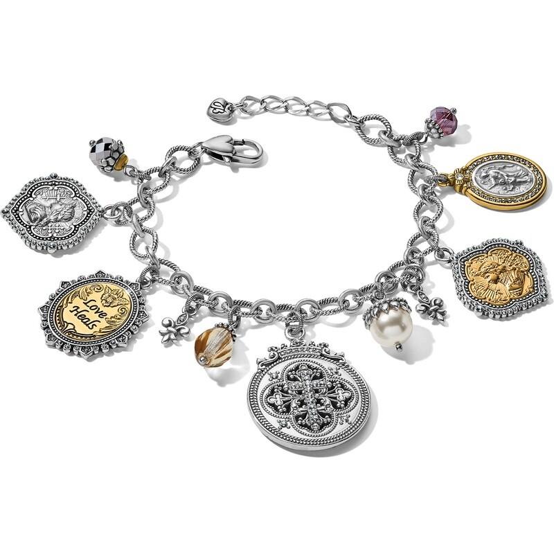 Divine Charm Bracelet