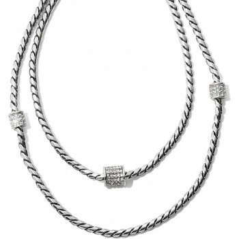 Meridian Equinox Double Necklace