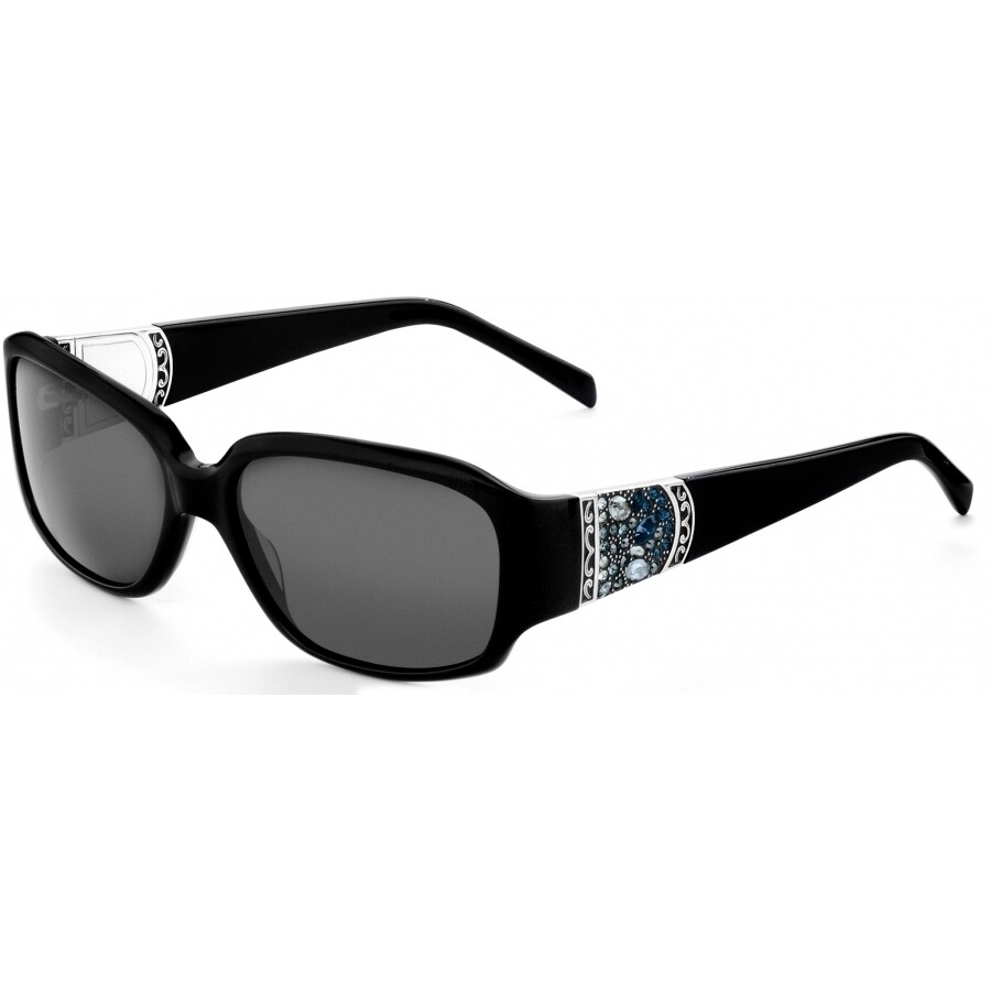 BR A11736 Crystal voyage Blk/blues sngl