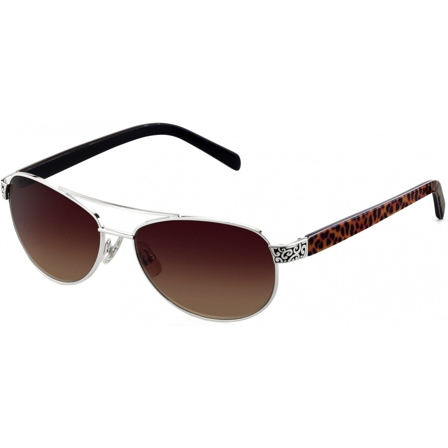 Sugar Shack Leopard Sunglasses