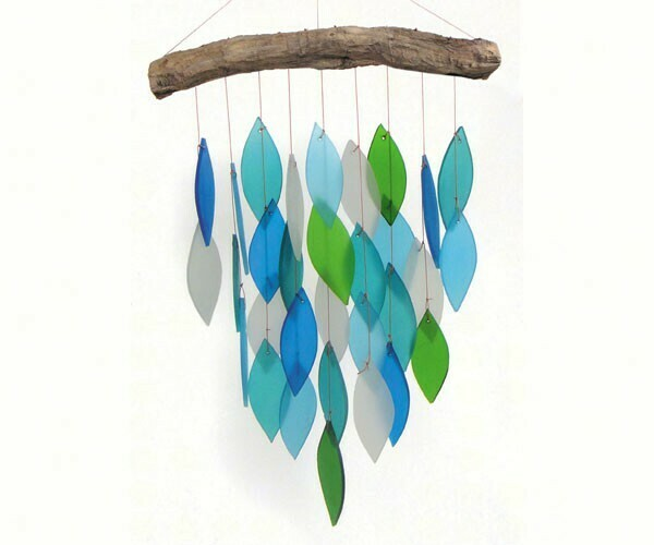 GE Ocean Waterfall Windchime