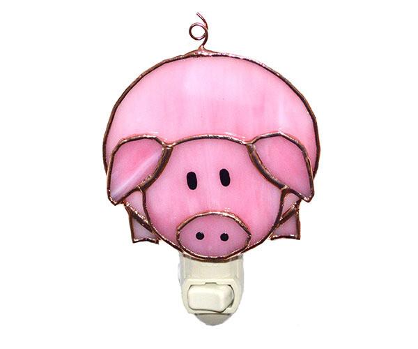 Pink Pig Night light