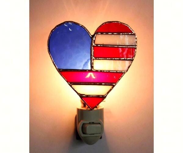 Patriotic Nightlight