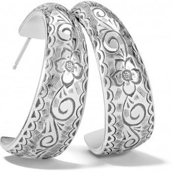 BR JA7550 Essex Hoop Earrings