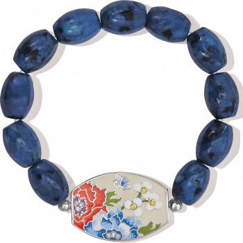 BR JF8683 Blossom Hill Stretch Bracelet
