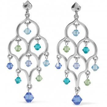 BR JA7653 Prism Lights Glisten Drop Earrings
