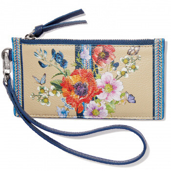 BR Blossom Hill Card Pouch