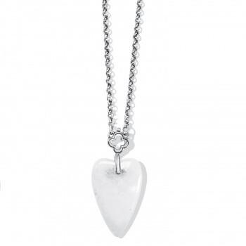 BR Toledo W/Love Crystal Necklace