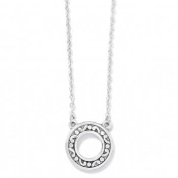 BR JM 3960 Contempo Open Ring Necklace