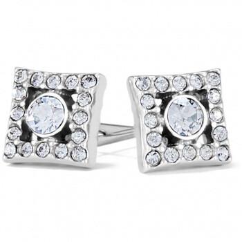 BR JA7561 Illumina Diamond Pst Earring