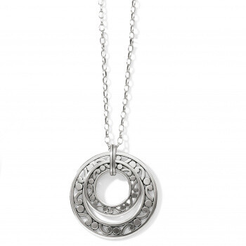 BR JM3970 Contempo Ring Convertible Necklace