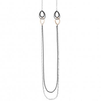 BR JM4063 Neptunes Ring Necklace