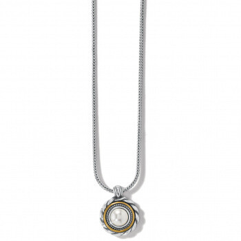 BR JM3953 Meridan Golden Short Necklace