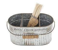 MP S'more Divided Tin Bucket
