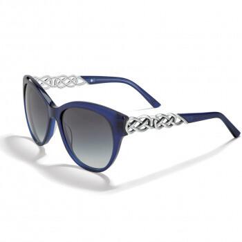 BR A13043 Interlok Braid Sunglasses