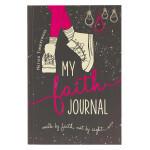 CA JLP029 Journal Prmpted Black My Faith Journal