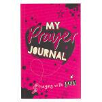CA JLP031 Journal Prompted Pink My Prayer Journal